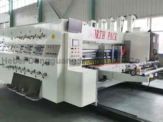 NP1224 High Speed Printing Slotting Die-cutting Machine