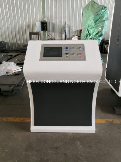 Corrugated Sheet Thin Blade Slitting and Creasing Packing Machine
