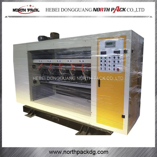 BFYThin Blade Slitting Scoring Machine