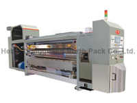NPX1224 Fully Vaccum Printing Slotting Die-cutting Machine/ceramic roller