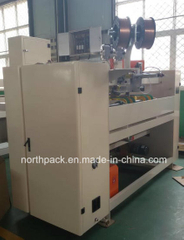 Semi-auto Corrugated Box Stitching Machine