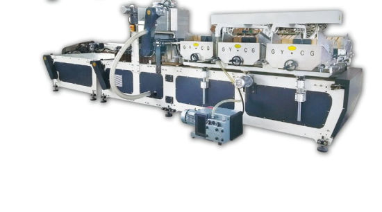 Automatic Box Inserting Partition Slotting Assembling Carton Machine
