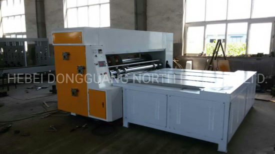 Corrugated Cardbaord Rotary Slotting Machine