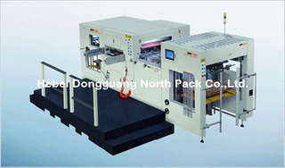 NP Series Automatic Die-Punching Machine