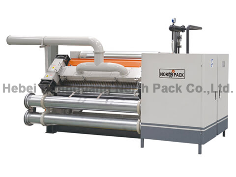 SF-280C/320C Fingerless Corrugation Single Facer