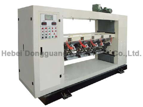 FY Corrugated Cardboard Sitting Scoring Machine/Thin Blade Machine